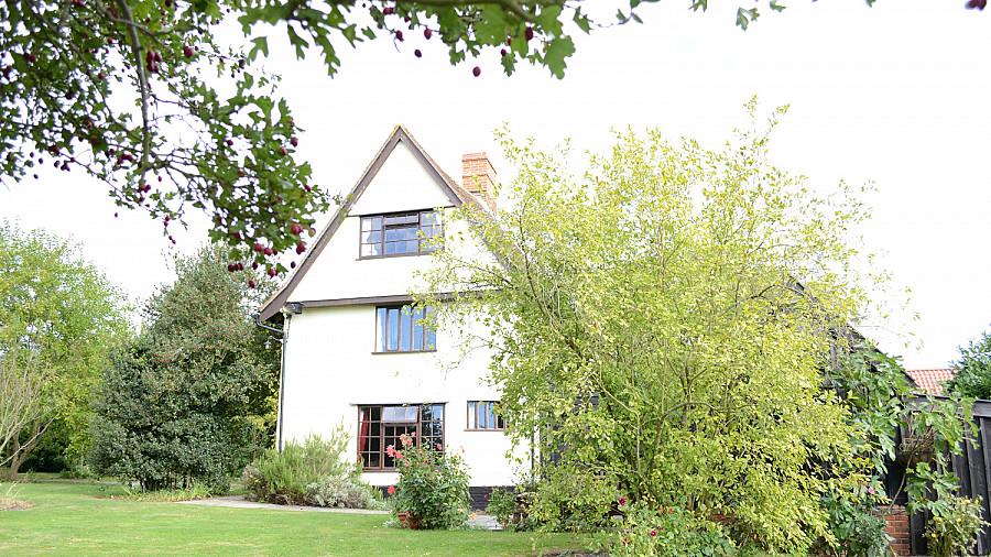 Yew Tree Cottage Cretingham